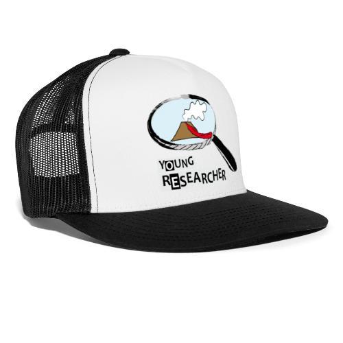 Young Researcher Volcano Wissenschaft - Trucker Cap