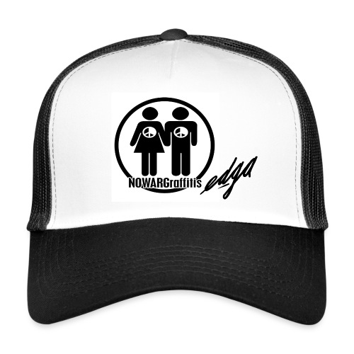 edga tagging - Trucker Cap