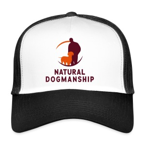 Natural Dogmanship Logo - Trucker Cap