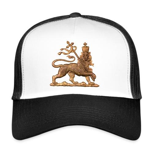 Lion of Judah Rastafari - Trucker Cap