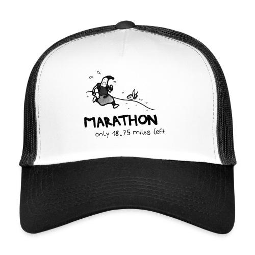 marathon-png - Trucker Cap