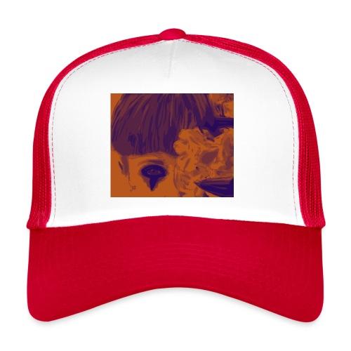 chiara_fiori_5-png - Trucker Cap