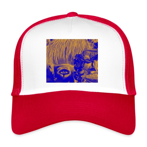 _fiori-png - Trucker Cap