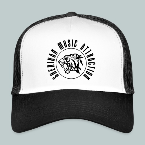 Sherikan Logo - Trucker Cap