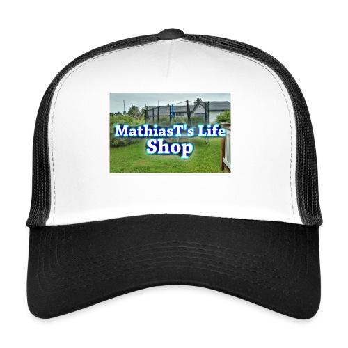 Min shoplogo - Trucker Cap