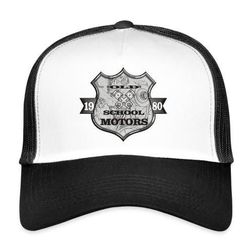 Old School Motors - Trucker Cap