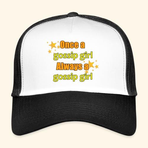 Gossip Girl Gossip Girl Shirts - Trucker Cap