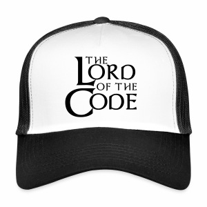 The Lord of the Code - Trucker Cap