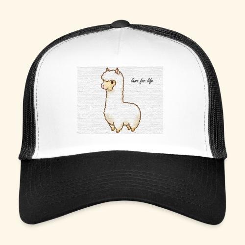 lama / alpaca - Trucker Cap