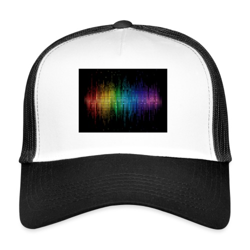 THE DJ - Trucker Cap
