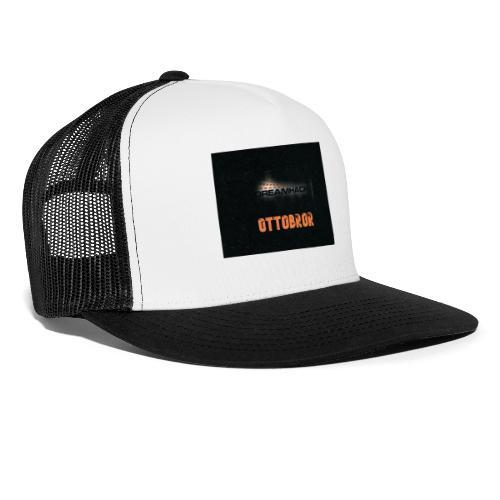 svart granit polerad - Trucker Cap