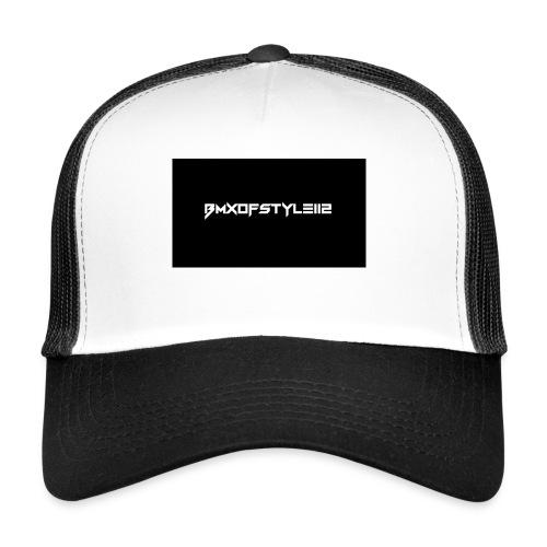 BMXofStYle112 - Trucker Cap