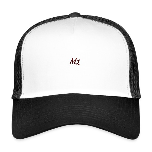 ML merch - Trucker Cap