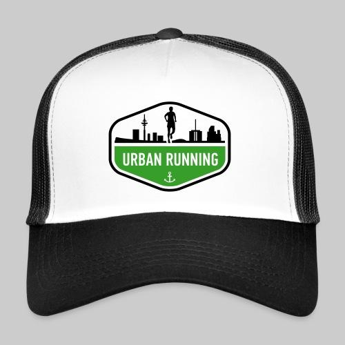 UrbanRunningLogo - Trucker Cap