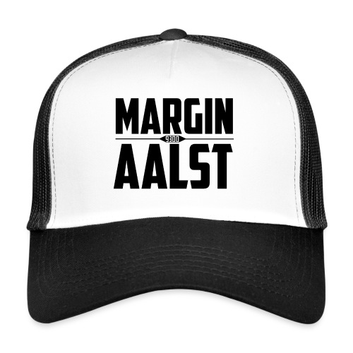 MARGINAALST - Trucker Cap