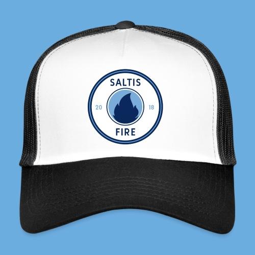 SALTIS FIRE - Trucker Cap