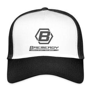 Bremergy upright grey - Trucker Cap