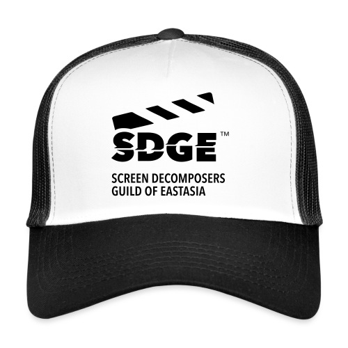 Screen Decomposers Guild of Eastasia - Trucker Cap
