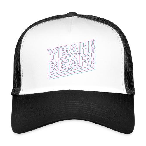 Yeah Bear Layers - Trucker Cap