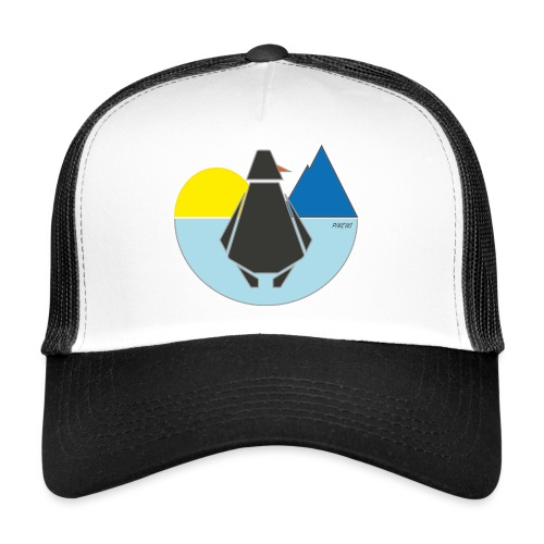 ping us - Trucker Cap
