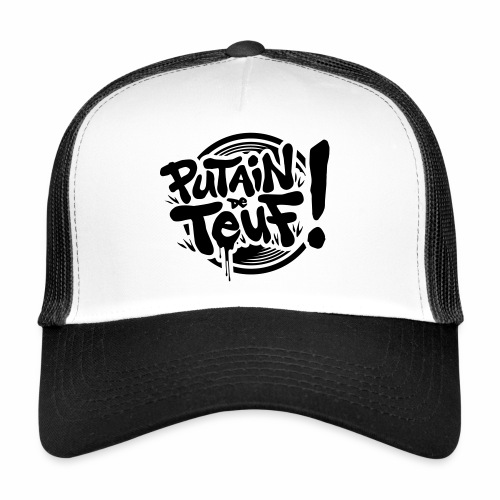 PDT CIRCLE DIRTY - Trucker Cap