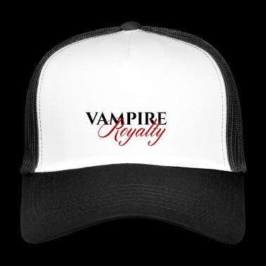 Fantasía / vampiro / Drácula: Vampiro Royalty - Gorra de camionero