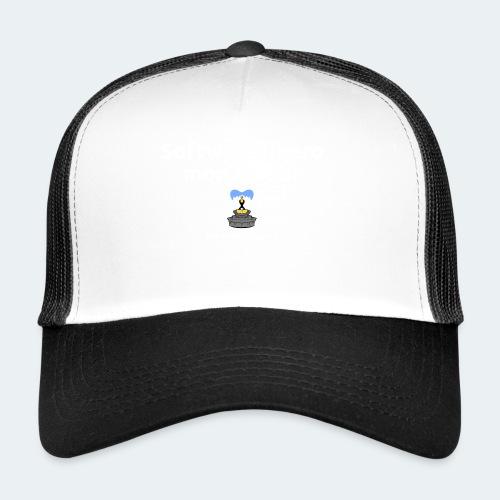 Software libero mon amour - Trucker Cap