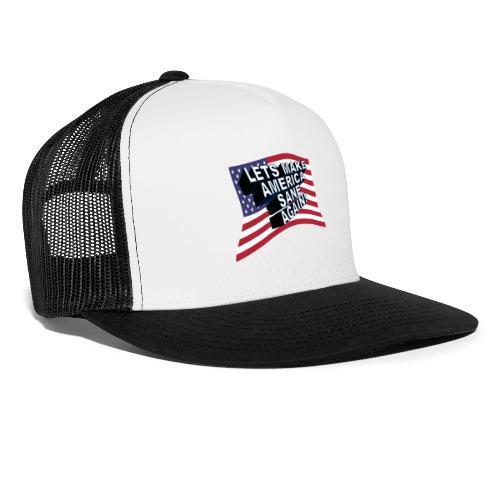 AMERICA SANE AGAIN - Trucker Cap