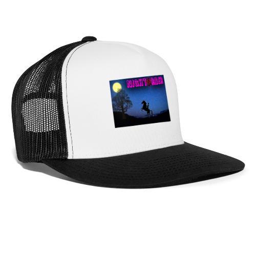 nightrider merch - Trucker Cap