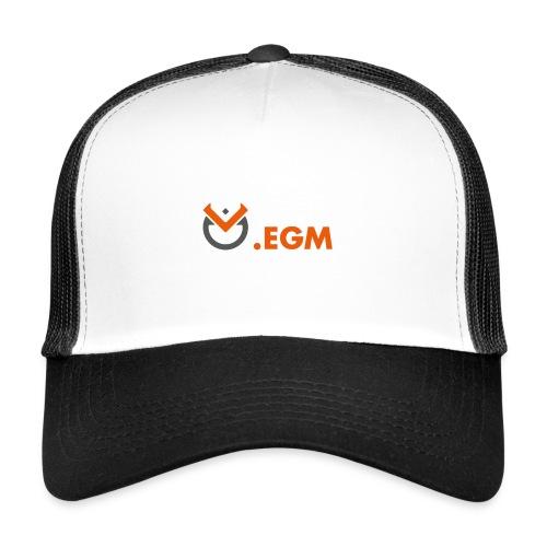EGM LOGO V3 - Trucker Cap