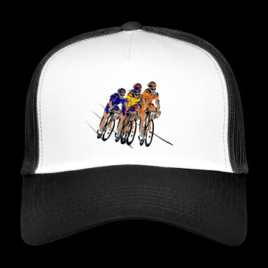 Radsport - Trucker Cap