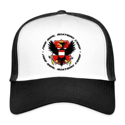 NRAC LOGO triko 2 - Trucker Cap