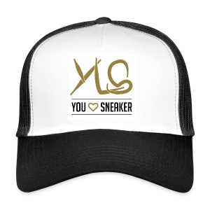 you love sneaker - Trucker Cap