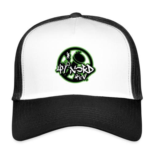 47°Nord Logo - Trucker Cap