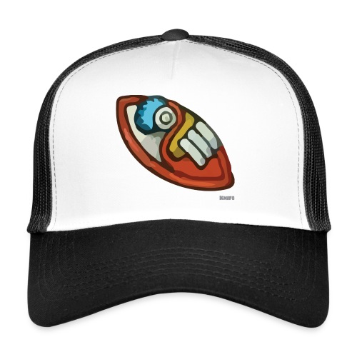 Aztec Flint Knife - Trucker Cap