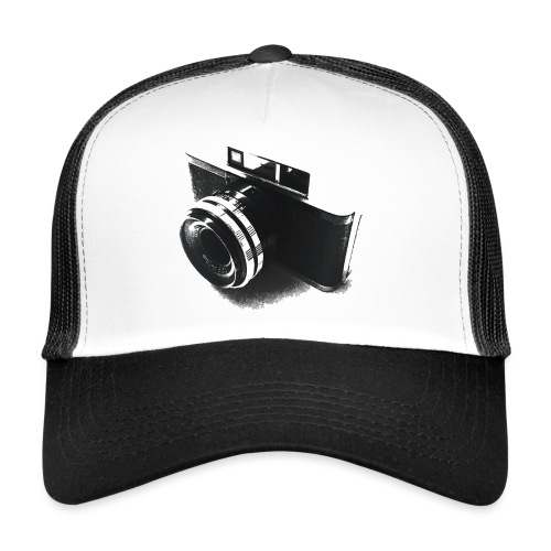 camara (Saw) - Trucker Cap