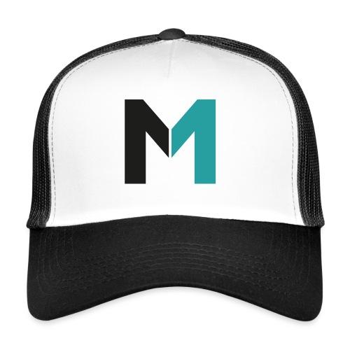 Logo M - Trucker Cap