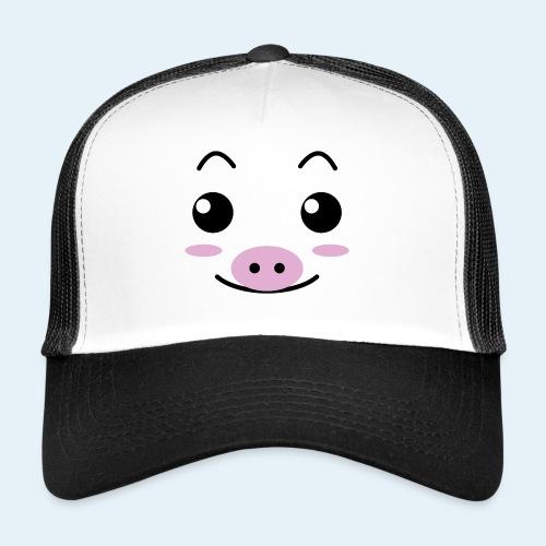 Cerdito lechón (Cachorros) - Gorra de camionero