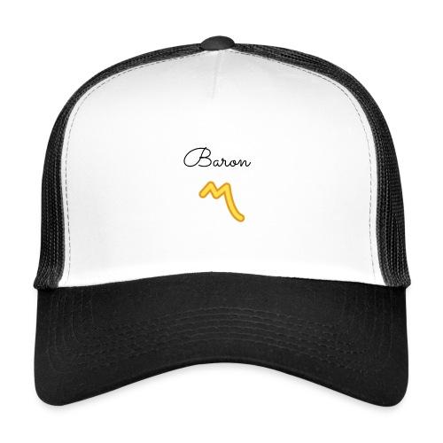 Official | Baron M | Ehhm (M)erch SNAPBACK - Trucker Cap