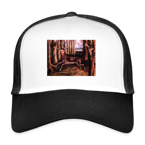Frida01 - Trucker Cap