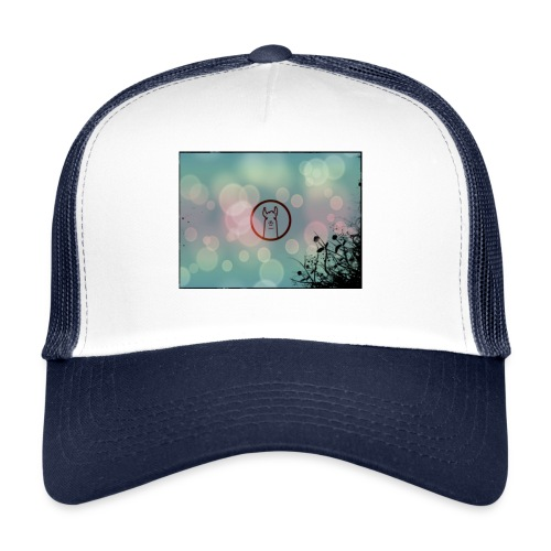 Llama Coin - Trucker Cap