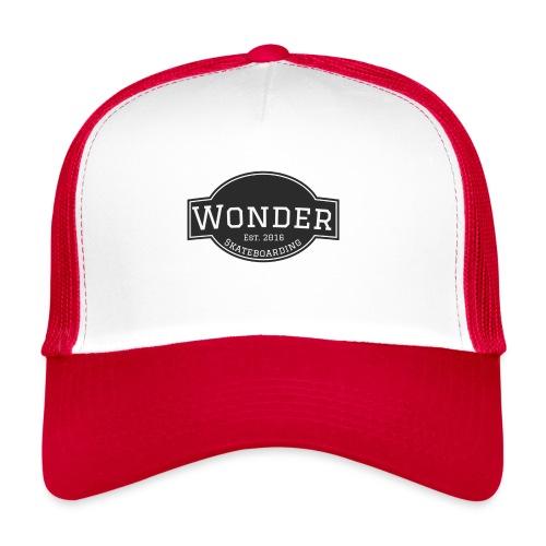 Wonder T-shirt - ol' small logo - Trucker Cap