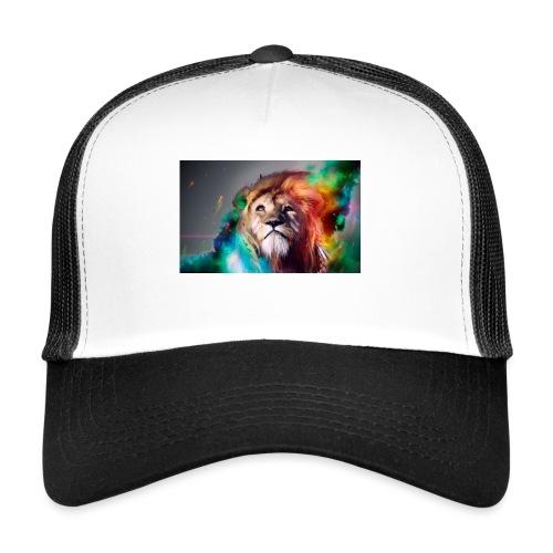 hero lion - Trucker Cap