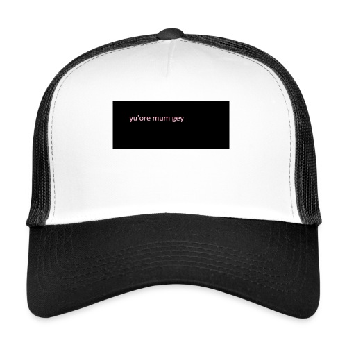 real meme merch - Trucker Cap