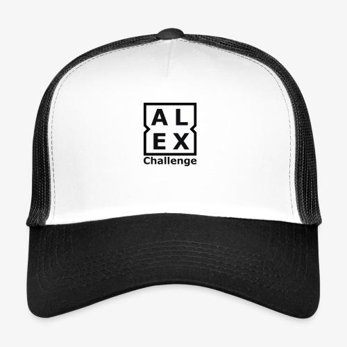 Alex Challenge Logo - Trucker Cap