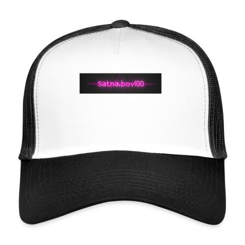 Satnavboy100 Shirt - Trucker Cap