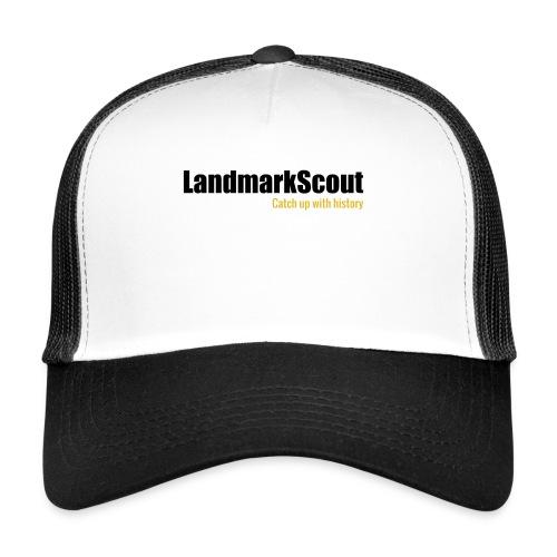 Tshirt White Back logo 2013 png - Trucker Cap