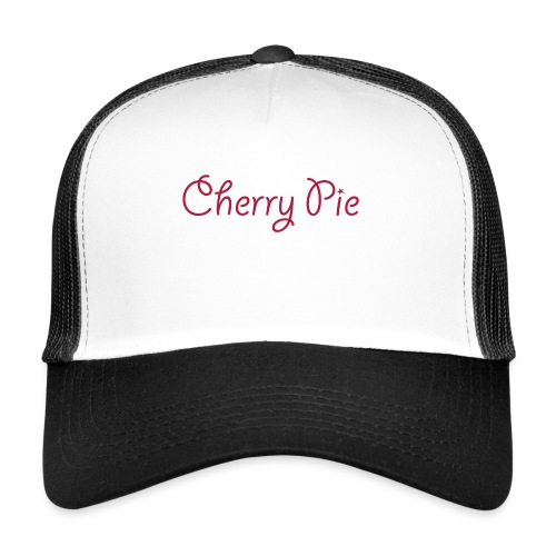 Cherry Pie - Trucker Cap