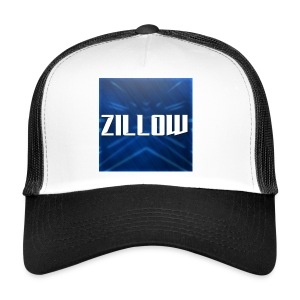 Zillow Logo - Trucker Cap