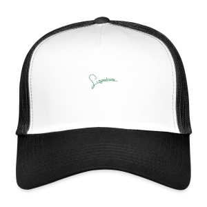 Signature. - Trucker Cap